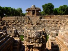 Sun Temple, Gujarat, India: 10 Most Outstanding Temples in Asia