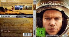 Mega Covers Gtba: Der Marsianer 4K (2015) R1 German - Cover Blu-Ray ...