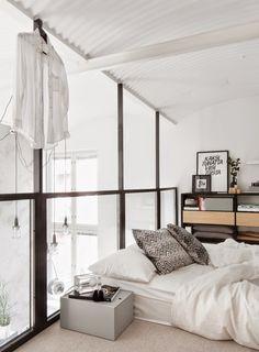 Un loft finlandese