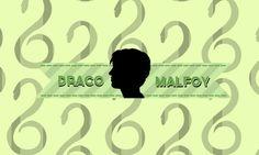 harry potter Typography draco malfoy JK Rowling hp