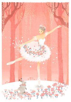 Art: sugar plum fairy