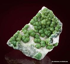 Wavellite-Avant Mine, Arkansas