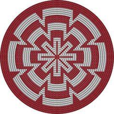 Worki mochilla i wayuu Mochila Crochet, Bag Crochet, Crochet Purses, Crochet Chart, Filet Crochet, Crochet Stitches, Tapestry Crochet Patterns, Tapestry Bag, Craft Patterns