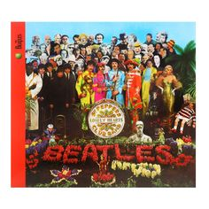 CD The Beatles - Sgt. Pepper´s Lonely Hearts Club Band