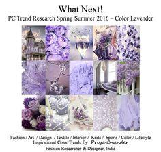 #fashion #art #design #pctrendresearch #India #lavender #purple #colors #colortrends #pantone #colortrends2016 #colorpalette #weave #couture #menswear #womenswear #kidswear #sportswear #knitwear #interiordesign #homedecor #blockprint #print #pattern #graphic #wallart #scarves