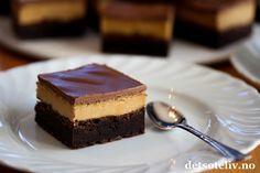 Buckeye Brownies | Det søte liv