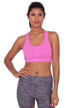 4ab46d1118 RBX Active Quick Drying Wire free Racerback Sports Bra -- Be sure to check  out