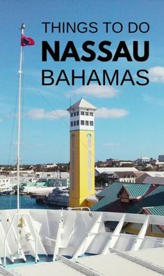 Best things to do in Nassau bahamas cruise vacation. Self-guided excursions in Nassau, here are cruise tips and ideas for things to do near Nassau cruise port! Alternatives to Atlantis and Paradise Island trips that are cheap and free activities. Map of Nassau. cruises. caribbean cruise.