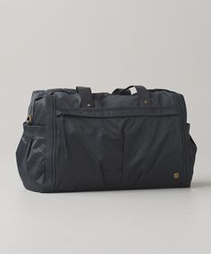 Urban Warrior Duffel: Forget packing light—this roomy duffel fits everything you need with room to spare.