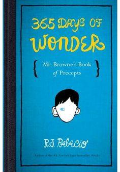 Reseña 10 Octubre: Saga Wonder (El Libro de Preceptos del Sr. Browne)