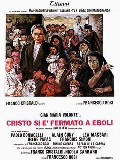 Le Christ s'est arrêté à Eboli. F Rossi