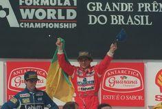Desde o começo de 2012, o site da emissora britânica BBC tem listado os 20 maiores pilotos de Fórmula 1 de todos os tempos. A série começou em março, com Jochen Rindt, e teve os brasileiros Nelson Piquet e Emerson Fittipaldi em 16º e 17º, respectivamente. O especial chegou a fim nesta terça-feira, com o número 1: Ayrton Senna.