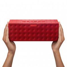 Big Jambox by Yves Behar for Jawbone Strak, grappig, leuk, vrolijk  NUMMER 1