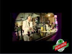 """CERVEZA PALMA CRISTAL TE INFORMA ¿Quién se hizo famoso por preparar 33 cocteles en el bar Sloppy Joe's? Fue Fabio Delgado, un barman cubano del Sloppy, creó 33 cocteles, uno especialmente dedicado al astro Errol Flynn. Entre los platos fuertes que se ofrecían destacaba la """"Ropa Vieja"""" y el fabuloso sándwich cubano. www.cervezasdecuba.com"""