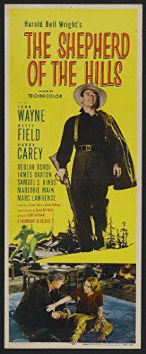 John Wayne, Harry Carey, and Betty Field in The Shepherd of the Hills (1941)