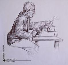 students works Human Figure Sketches, Figure Sketching, Figure Drawing, Sketches Of People, Art Sketches, Gesture Drawing, Line Drawing, Space Drawings, Art Drawings