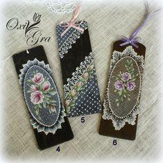 Parchment Bookmarks
