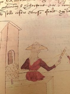 Detail 2 page 31 Firenze, 15th Century, Weaving, Sketches, Closure Weave, Draw, Knitting, Loom Weaving, Doodles
