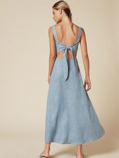 The Pomelo Dress  https://www.thereformation.com/products/pomelo-dress-mineral?utm_source=pinterest&utm_medium=organic&utm_campaign=PinterestOwnedPins