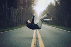 Outstanding Gravity Flouting Levitation Photography