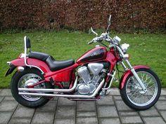 Honda shadow vt 600 c   Great Bike