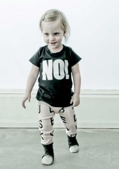 Nununu outfit: It's almost like they're reading what's on our toddlers' minds! (Ha)