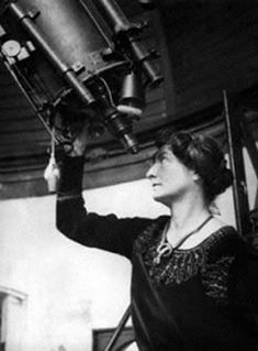Gabrielle was General Secretary of the Société Astronomique de France, established in 1887. She worked with her husband, Camille Flammarion, at his observatory at Juvisy-sur-Orge, France, from where she carried out observations of the planets, minor planets and variable stars. She published on topics including the Great Red Spot on Jupiter and the surface features of Mars. The minor planet 355 Gabriella, discovered on 20 Jan 1893 by Auguste Honoré Charlois, is named in her honour. Great Red Spot, Secretary, Concert, Mars, Planets, Instruments, Aesthetics, Husband, Astronomy