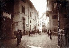 Piazza San Marco (1888) Rome, Polaroid, Italy, San, Antiques, Travel, Vintage, Photos, Antiquities