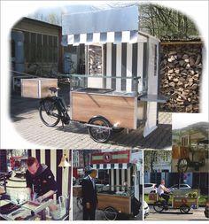 Verkaufsfahrrad  Verkaufsvelo,Foodbike ,Foodfestival,Streetfood,,Grillfahrrad,Marktfahrrad,Mobile Küche,,Street Food Bike, Grillbike, snacks on bikes!