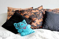 Oravanpesä Throw Pillows, Bed, Toss Pillows, Cushions, Stream Bed, Decorative Pillows, Beds, Decor Pillows, Scatter Cushions
