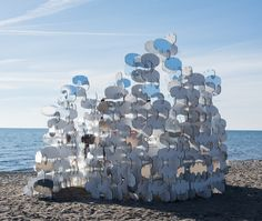 Winter Stations Transforms Lifeguard Towers Into Art