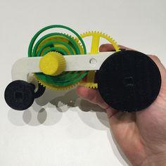 Something we liked from Instagram! #makerbot_ksa #3Dprinter #unleash_creativity #Dhahran #Dammam #Khobar #Creative_Artz #made_in_sa #idea #out_of_the_box #cars #car #toy #education  3D printed car with spring motor could be used as a toy or visual aid for teachers.  #ميكربوت_السعودية #طابعة_ثلاثية_الابعاد #اطلق_العنان_للإبداع #الشرقية #الخبر #الظهران #صنع_في_السعودية #فكره #غير_مألوف #سيارات #سياره #لعبه #تعليم #التعليم #وسائل_تعليميه  سياره تعمل بالزنبرك تستخدم كلعبه و وسيلة تعليمية. by…