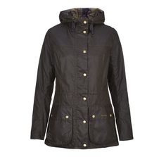 Vintage Durham Waxed Jacket   Womens   Barbour