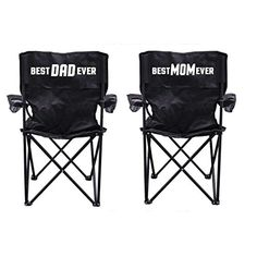"""Best Mom Ever"" and ""Best Dad Ever"" Camping Chair with Ca... http://www.amazon.com/dp/B00Z7LRNFM/ref=cm_sw_r_pi_dp_yBipxb1QZ7ZK6"
