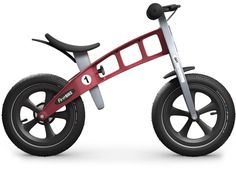 FirstBIKE Balance Bikes | FirstBIKE Racing Red