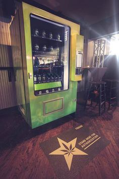 """WASHINGTON:Just like chips and soda, Seattle-area residents are now able to buy marijuana from a vending machine.American Green, the company behind the ZaZZZ marijuana machine, says it's the """"first age-verifying, climate-controlled, self-service dispensary.""""The machine will make its debut on Tuesday, February 3, at Seattle Caregivers.Marijuana flower, edibles, and other related merchandise will be dispensed from…"""