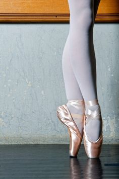 tips on breaking in shoes from a ballerina