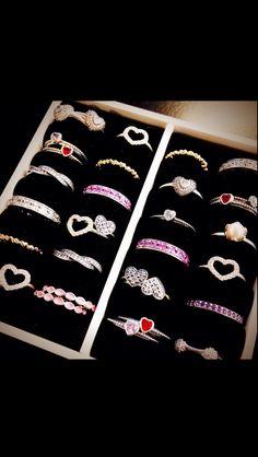 Pandora rings... in love!