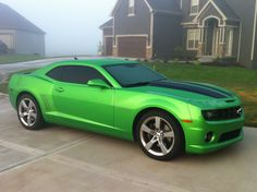 1000 Images About Syns Like Mine Synergy Green Camaros