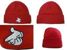 Crooks & Castles wool hats (3)