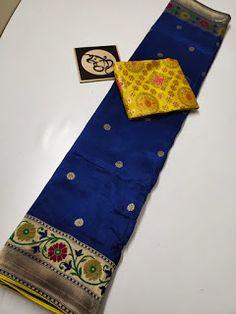 Elegant Fashion Wear, Trendy Fashion, Saree Design Patterns, Silk Sarees, Saris, Saree Wedding, Floral Tie, Pure Products, Designer Sarees