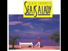 [Full Album] Toshiki Kadomatsu - Sea Is A Lady June Bride, Pop Albums, Night Sights, Album Cover Design, Electronic, Teaser, Album Covers, Vinyl Records, Japanese