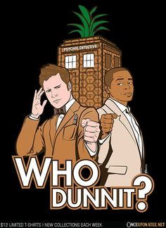 Who Dunnit? - Apparel