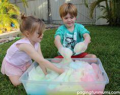 jelly soap foam 9