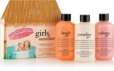 Are you a beach, paradise or cabana girl?