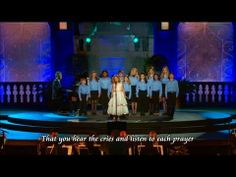 Jackie Evancho - To Believe - The Original - HD Young girl singing a beautifull song written by her father Sound Of Music, My Music, Jackie Evancho, Opera Music, Female Singers, Child Singers, Blu Ray, She Song, Praise And Worship