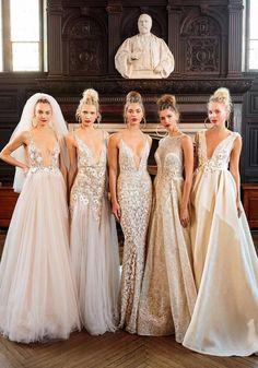 Berta Bridal Wedding Dresses 2017