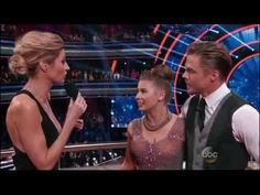 "wow that was beautiful !  Bindi Irwin & Derek's ""Viennese Waltz"" Week 9 - DWTS Season 21"