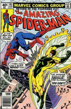 The Amazing Spider-Man (Vol. 1) 193 (1979/06)