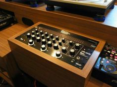 Modified Urei 1620 by Alpha Recording System